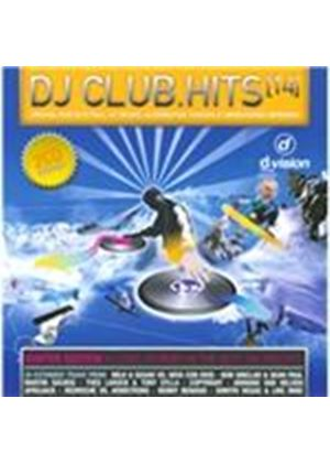 Various Artists - DJ Club Hits, Vol. 14 (Music CD)