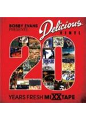Various Artists - Delicious Vinyl - 20 Years Fresh MiXXtape (Bobby Evans Presents) (Music CD)