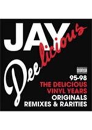 Various Artists - Jay Deelicious (The Delicious Vinyl Years 1995-1998/Parental Advisory) [PA] (Music CD)