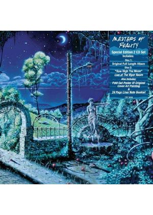 Masters of Reality - Masters of Reality/How High the Moon (Music CD)