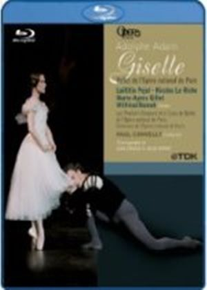 Adam: Giselle (Live Recording From The Opera National De Paris; 2006) (Blu-ray)