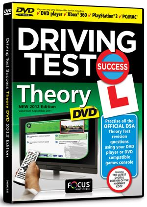 Driving Test Success: Theory - 2012 Edition