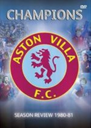 Aston Villa - 1980 / 1981 Season Review