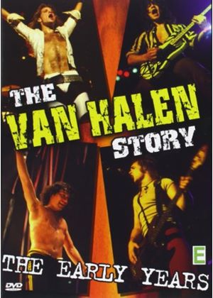 Van Halen - The Van Halen Story - The Early Years
