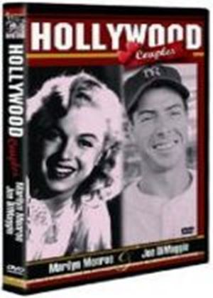 Hollywood Couples - Marilyn Monroe And Joe Di Maggio