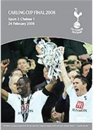 Carling Cup Final 2008 - Chelsea v Tottenham