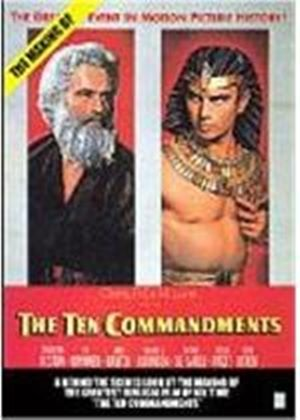 The Making Of The Ten Commandments