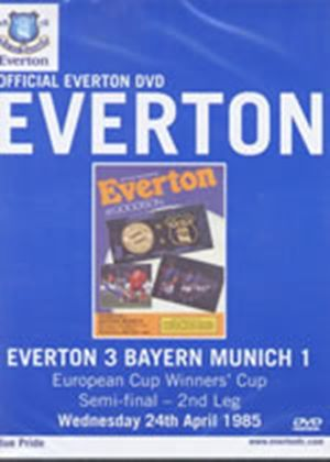 Everton Vs Bayern Munich 1985