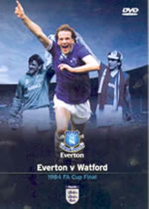 FA Cup Final 1984 - Everton vs Watford