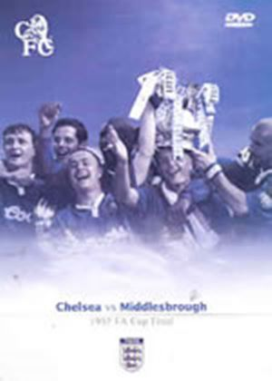 FA Cup Final 1997: Chelsea vs Middlesbrough
