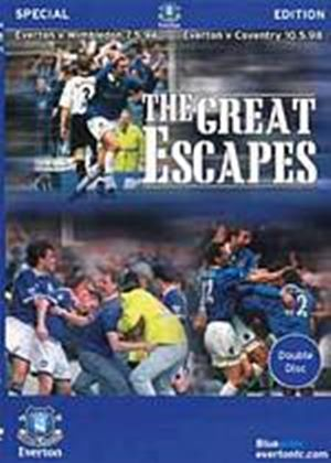 Everton - Great Escapes