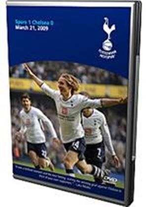 Tottenham Hotspur 1, Chelsea 0 - March 2009