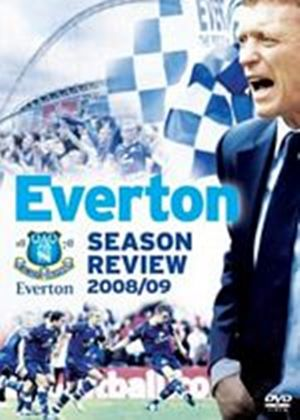 Everton - Season Review 2008/2009