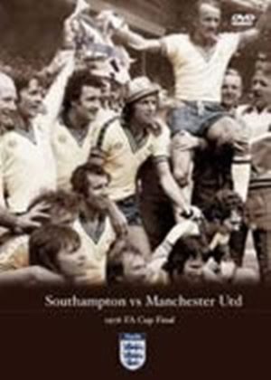 FA Cup Final 1976 - Southampton vs Manchester United