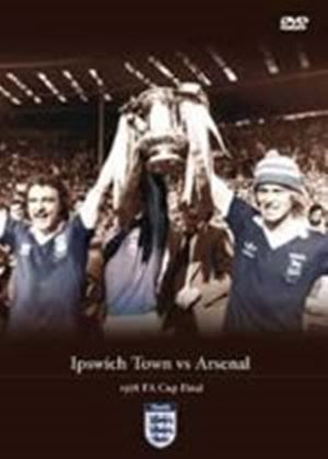 FA Cup Final 1978 - Arsenal vs Ipswich Town