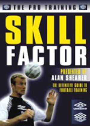 Alan Shearer's Pro Training Skill Factor