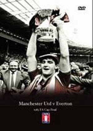 FA Cup Final 1985 - Manchester United Vs Everton