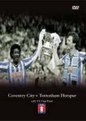FA Cup Final 1987 - Coventry City Vs Tottenham Hotspur