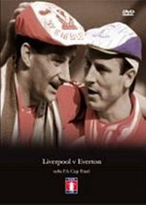 FA Cup Final 1989 - Liverpool Vs Everton