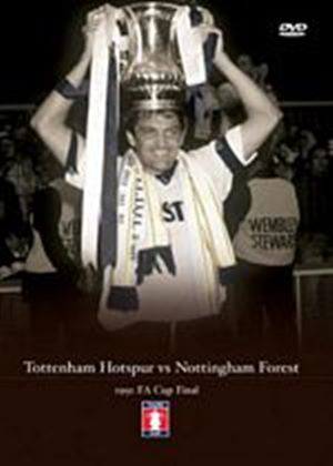 FA Cup Final 1991 - Tottenham vs Nottingham Forest
