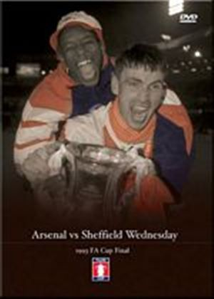 FA Cup Final 1993 - Arsenal vs Sheffield Wednesday