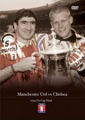 FA Cup Final 1994 - Manchester United vs Chelsea