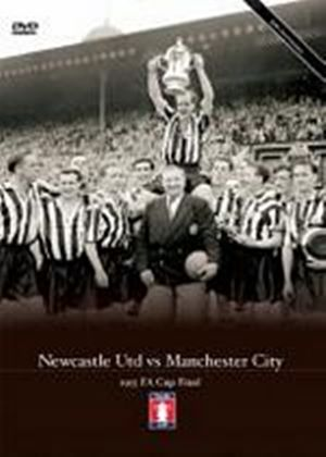 FA Cup Final 1955 - Newcastle vs Manchester City (50th Anniversary)