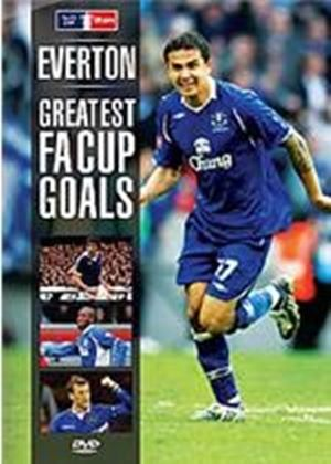 Everton - Greatest F.a. Cup Goals