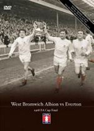 FA Cup Final 1968 - West Bromwich Albion vs Everton