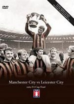 FA Cup Final 1969 - Manchester City vs Leicester