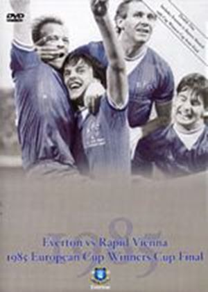 Everton vs Rapid Vienna - 15th May 1985 (20th Anniversary)