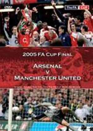 FA Cup Final 2005 - Arsenal Vs Manchester United