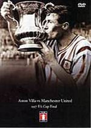 1957 FA Cup Final - Aston Villa v Manchester United