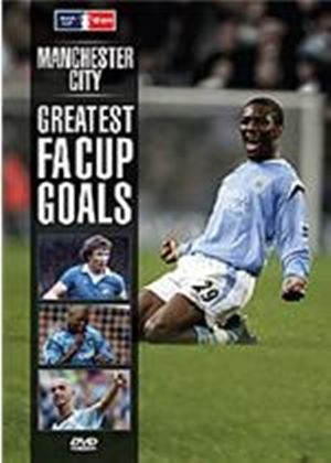 Manchester City - Greatest F.a. Cup Goals
