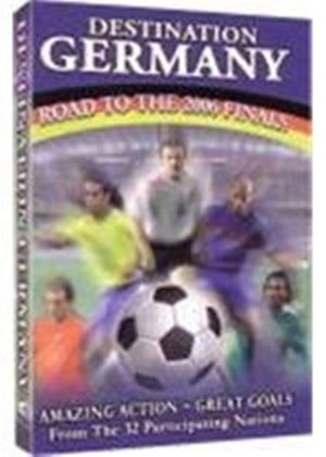 Desination Germany - Road to the 2006 World Cup Finals (4 Disc Box Set)