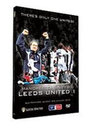 Leeds Vs Manchester United 9Rd Round F.a. Cup 2010