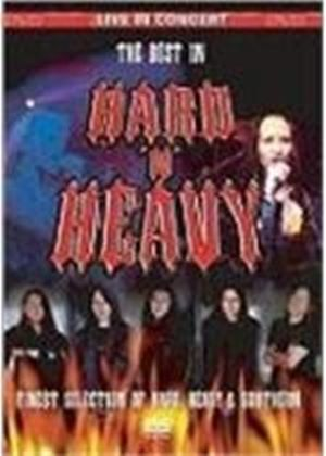 Various Artists - The Best In Hard'n'Heavy