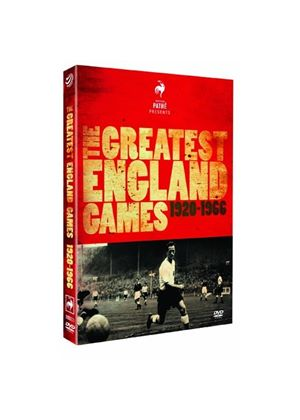 The Greatest England Games 1920-1966