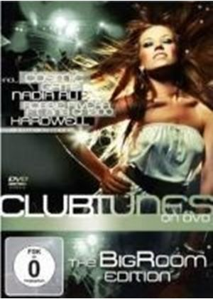 Various Artists - Clubtunes on DVD - The Big Room (+DVD)