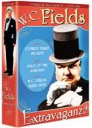 W.C. Fields Extravaganza (Three Discs)