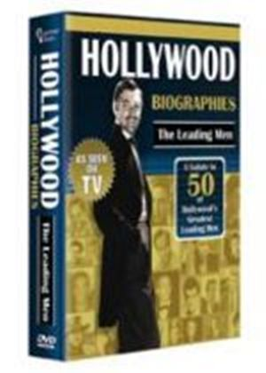 Hollywood Biographies - The Leading Men (Box Set) (Five Discs)