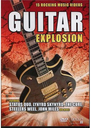 Various Artists - Guitar Explosion [European Import]