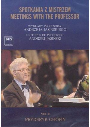 Meetings with the Professor, Vol. 2: Chopin (Music CD)