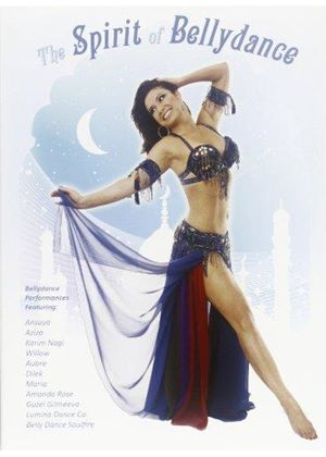 Various Artists - Spirit of Bellydance (+DVD)
