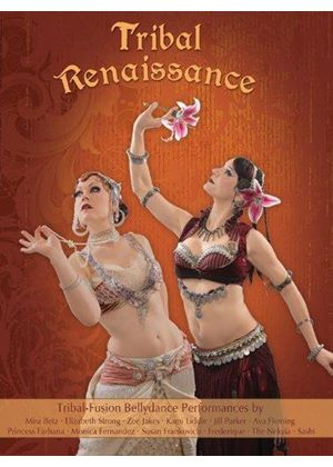 Various Artists - Tribal Revolution (Tribal Fusion Bellydance Performances/+DVD)