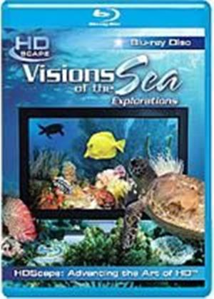 Visions Of The Sea - Explorations (Blu-Ray)