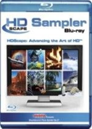 HD Scape Sampler (Blu-Ray)