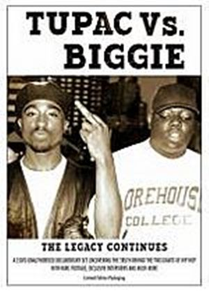 Tupac vs Biggie - The Legend Continues (Two Discs)