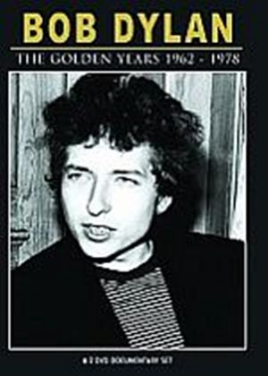 Bob Dylan - The Golden Years 1962 - 1978 (Two Discs)(DVD)