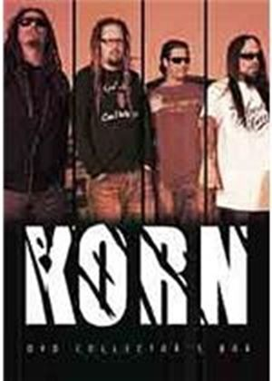 Korn - DVD Collector's Box